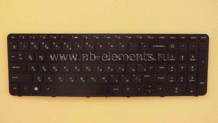 Клавиатура 752928-251 для HP 350 G1