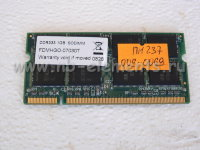 Модуль SO-DIMM 1024Mb DDR333 FDMHGO-07030T
