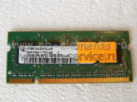 Модуль SO-DIMM 512Mb HYS64T64020HDL