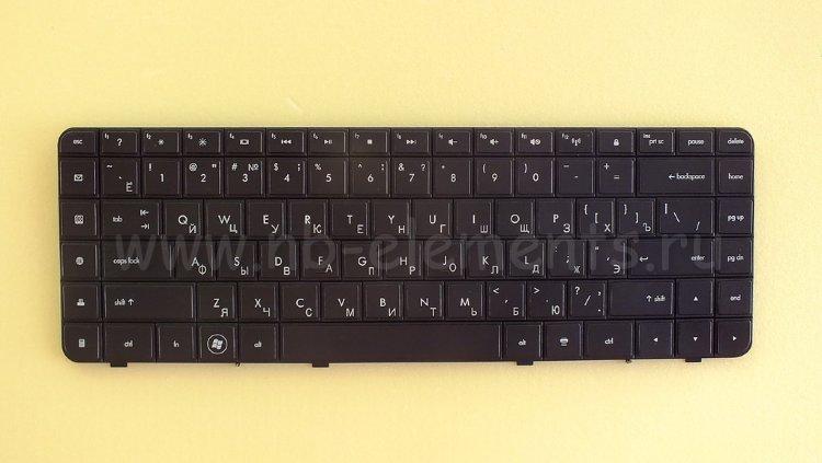 NSK-HV0SQ - Продажа клавиатуры для ноутбука HP G62 и других моделей. Екатеринбург.