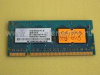 Модуль SO-DIMM 256Mb NT256T64UH4A1FN-3C
